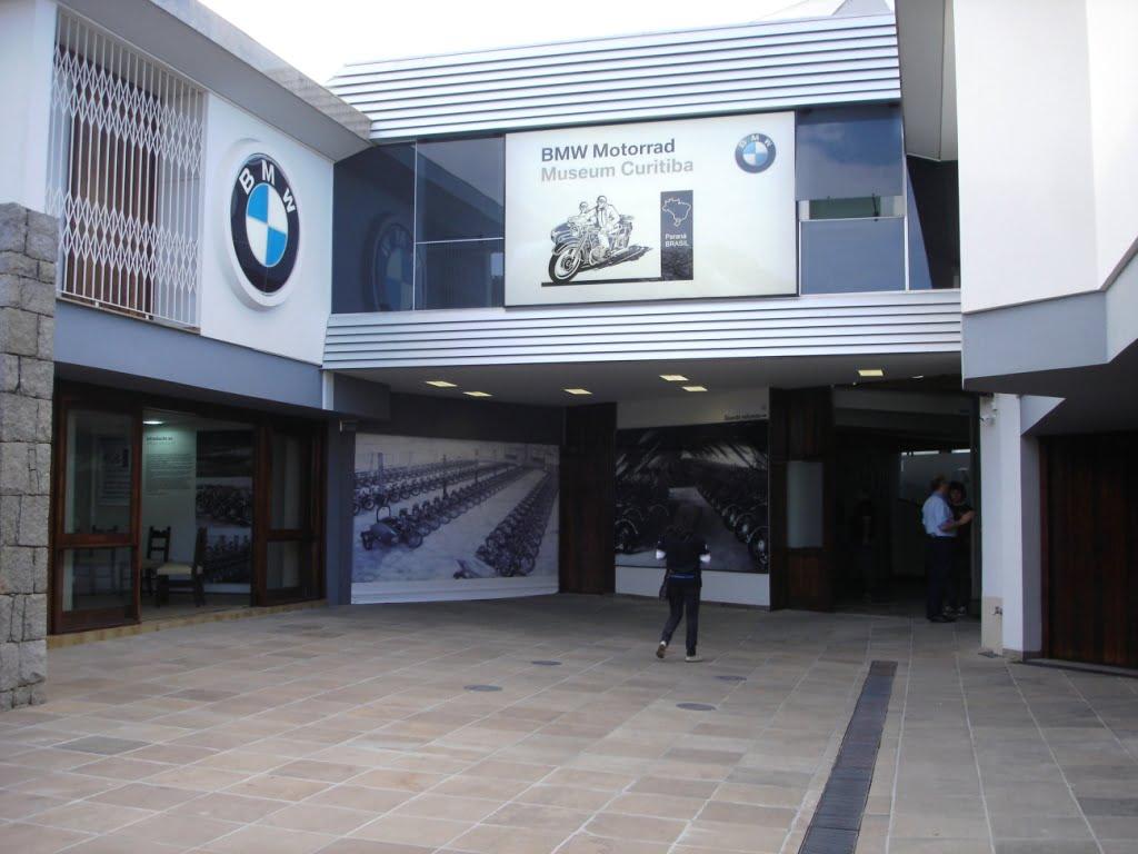 BeeMers visitam Museu da Motocicleta BMW – 2012