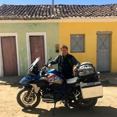 BMW R 1200 GS e chef Claude Troisgros viajam pela região do Rio São Francisco