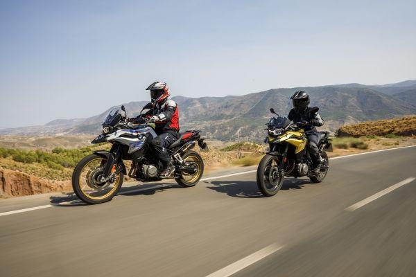 BMW Motorrad acelera a Revolução GS no Brasil com novas F 750 GS e F 850 GS