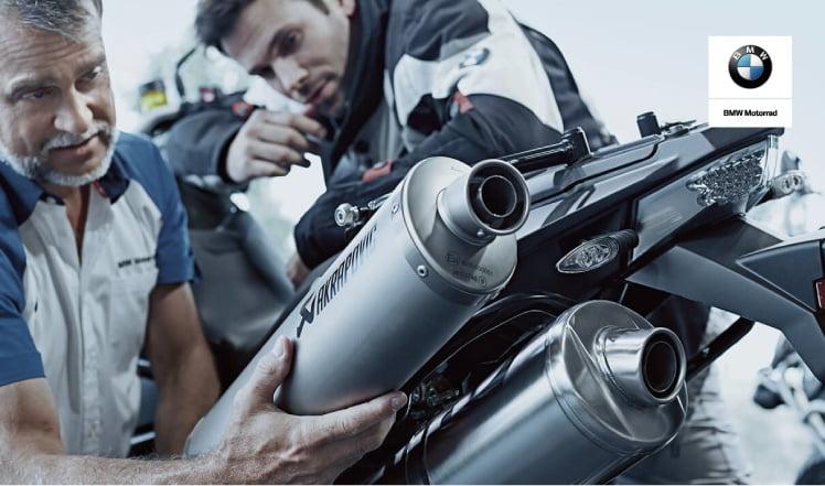 Você já conhece a oficina de BMW Motorrad da Grand Brasil?