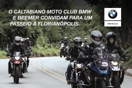 Caltabiano convida você para participar do encontro BeeMer em Florianópolis