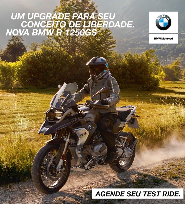 Grand Brasil convida você para o lançamento da nova R 1250 GS e ADV