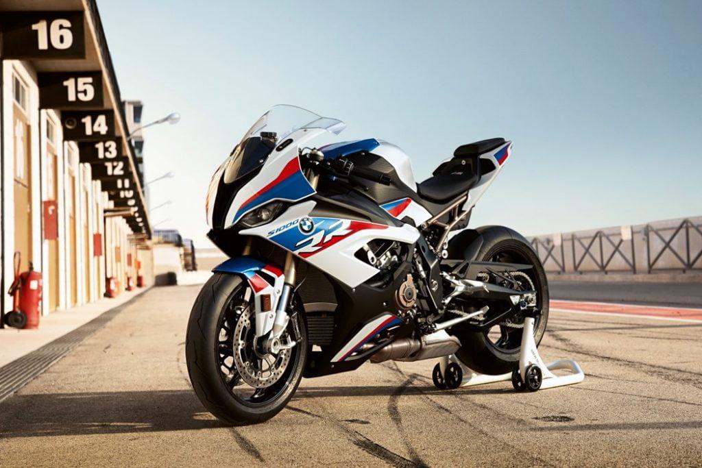 Recall para a BMW Motorrad S1000 RR acontece na Europa