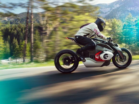 Patente indica que a BMW está desenvolvendo moto elétrica com conceito radical