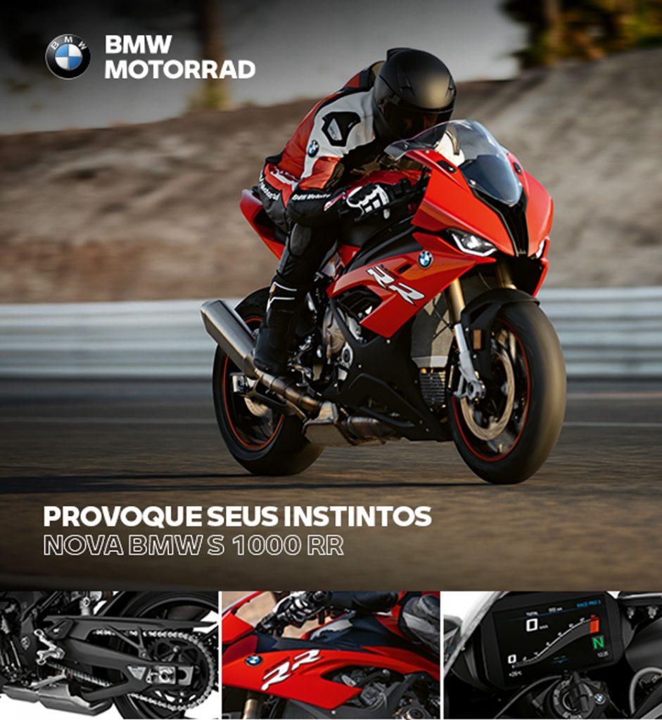 Cancelamento Evento Nova BMW S 1000 RR – 17/03