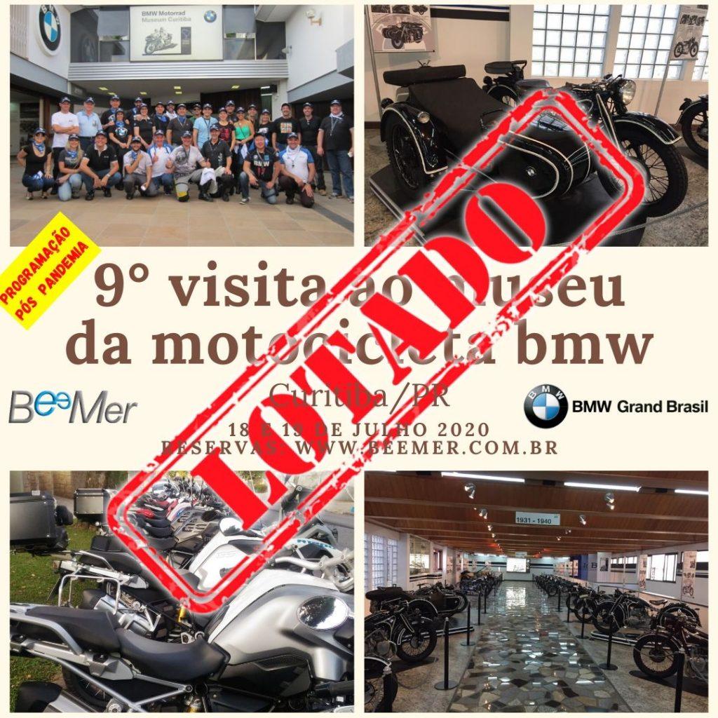 9° visita – Museu da Motocicleta BMW