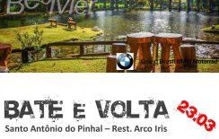 Bate&Volta – Sto Antonio do Pinhal – 23/03