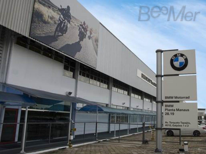 BMW inicia produção das novas F 750 GS e F 850 GS em Manaus (AM)