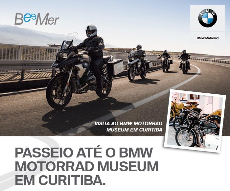 TOP CAR-Florianópolis – Convida você para visitar o Museu da Motocicleta BMW