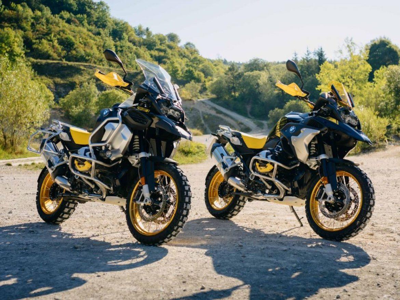 Fotos das novas R 1250 GS e R 1250 GS Adventure 2021