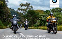 Participe do ÚLTIMO PASSEIO de 2018 do MOTO CLUB CALTABIANO BMW