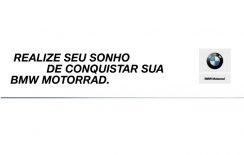 Realize o sonho de conquistar a sua BMW Motorrad na Grand Brasil