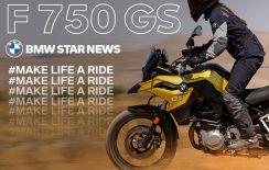 Oportunidade BMW F 750 GS – Star News